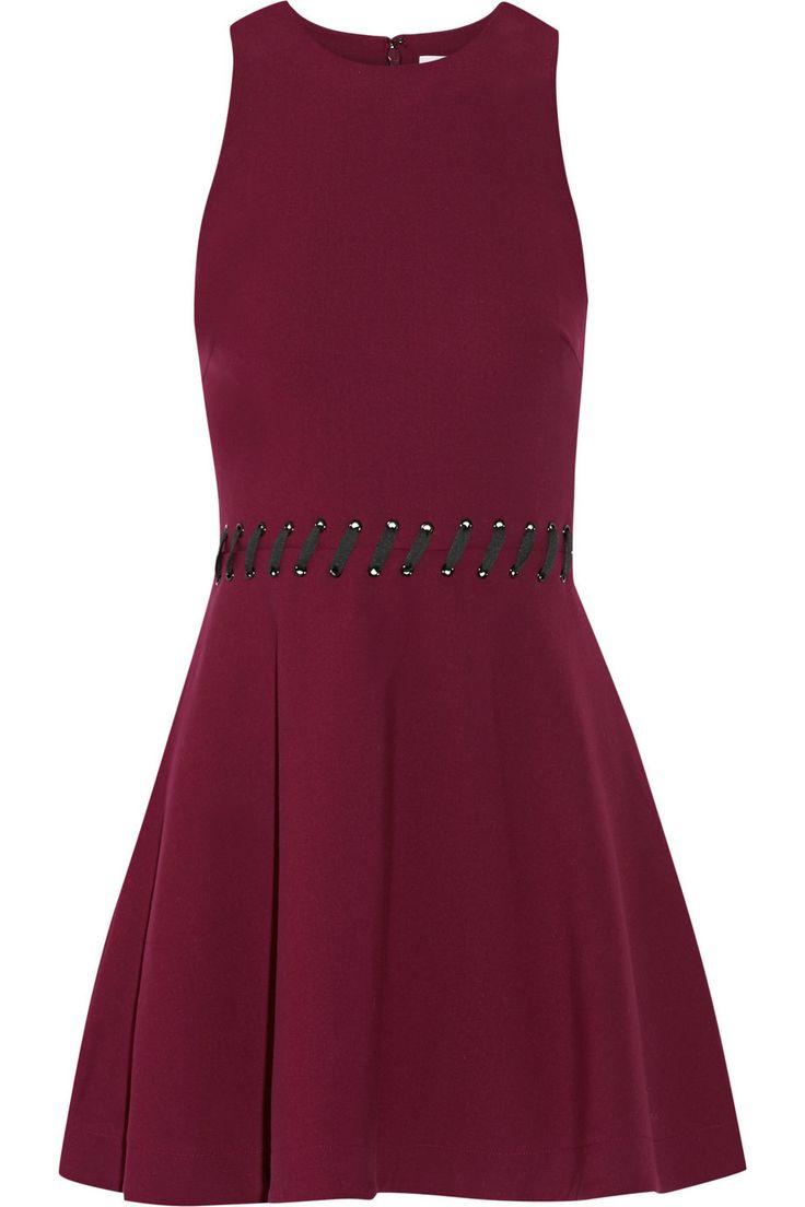 Elizabeth And James Carter Stretchjersey Mini Dress Worn By Michaela Pratt  On How To