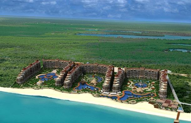 Villa Del Palmar Canc 250 N Beach Resort Amp Spa Family