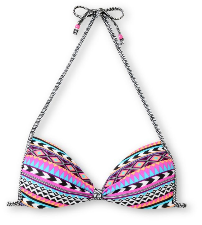 Exactly what I have been looking for...tribal bikinis...zumiez!!!