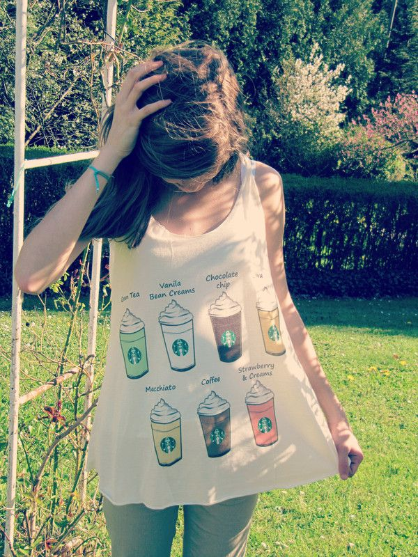 Starbucks T-shirt