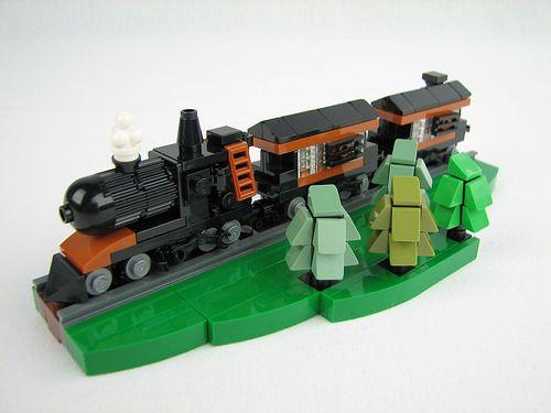 MicroBrick Train