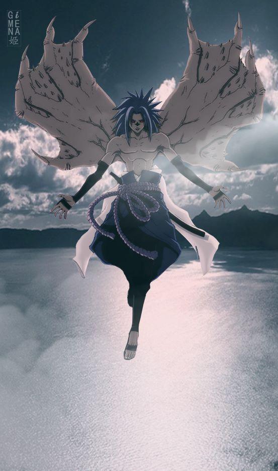 Selo Amaldiçoado, fase 1 Anime