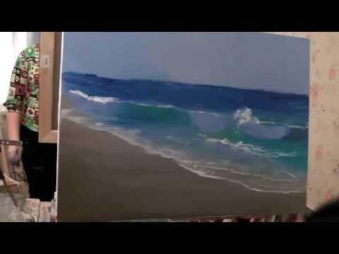 Видеоурок. Игорь Сахаров. Море, прозрачная волна - YouTube