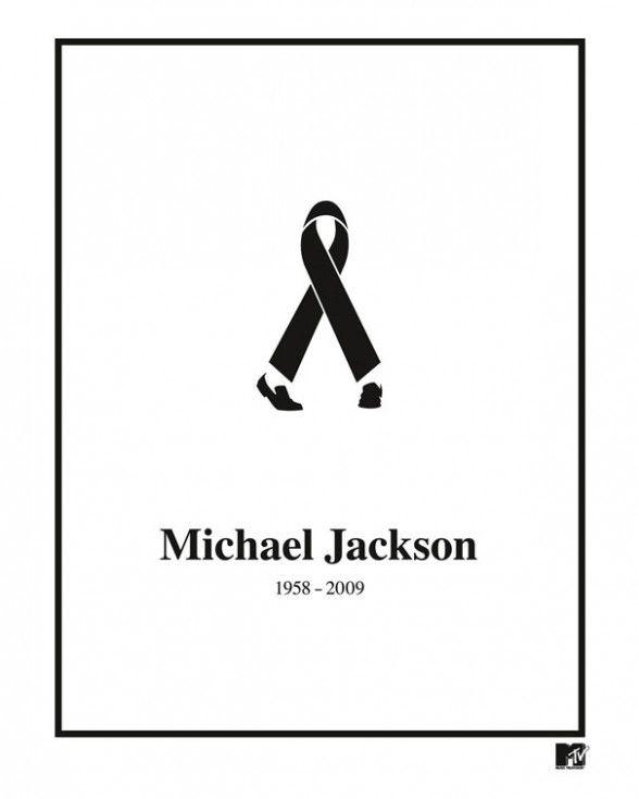 MTV Networks : Black Ribbon Michael Jackson