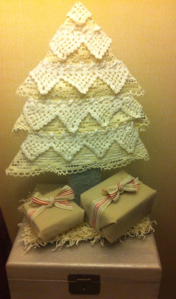 My own diy Christmas tree ❤️