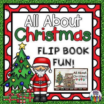 Celebrate Christmas with your 1st, 2nd, and 3rd grade students with this Christmas flip book / mini-reader! This flip book can be used as an in class activity or even as a take home reader so your students can continue their learning at home. The book has 7 pages, 4 pages include information about Christmas and 3 pages have follow up activities.