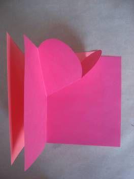 Heart Pop-Up Valentine | Skip To My Lou