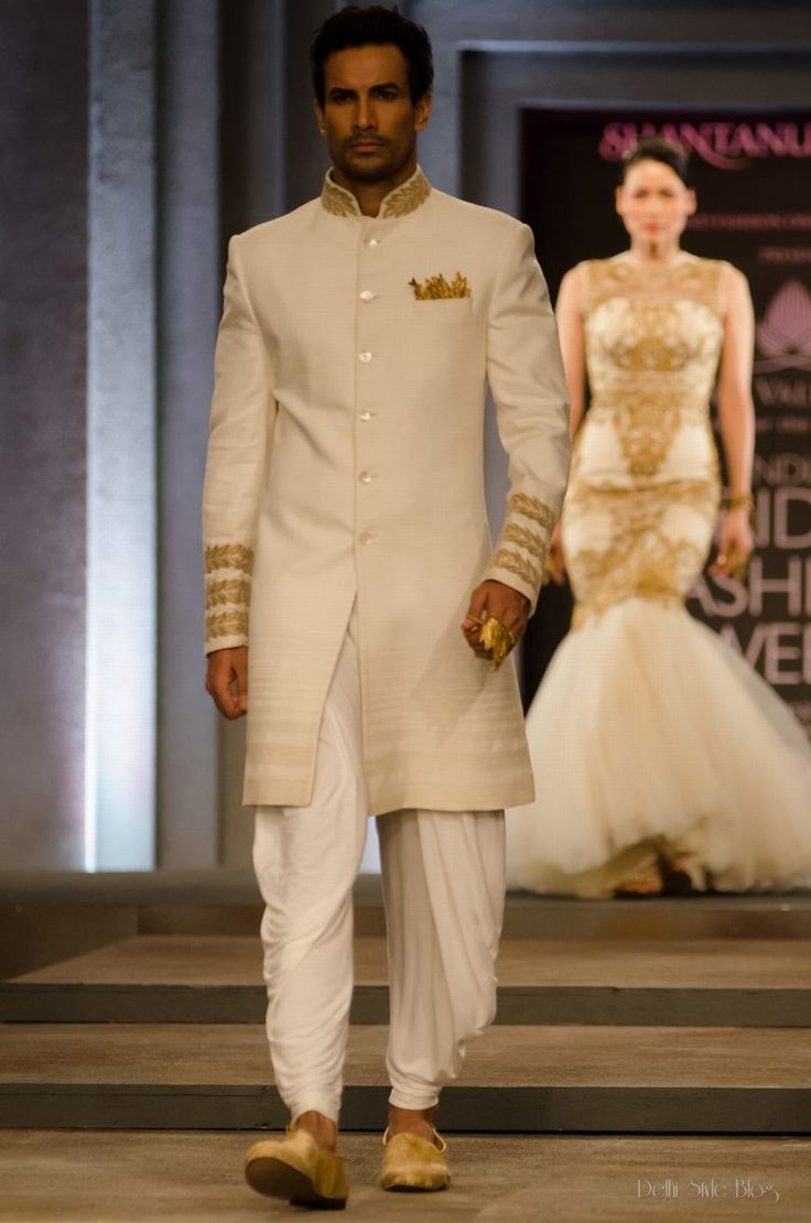 Male Fashion Trends: Shantanu & Nikhil Collection - India Bridal Fashion Week 2013 #IBFW