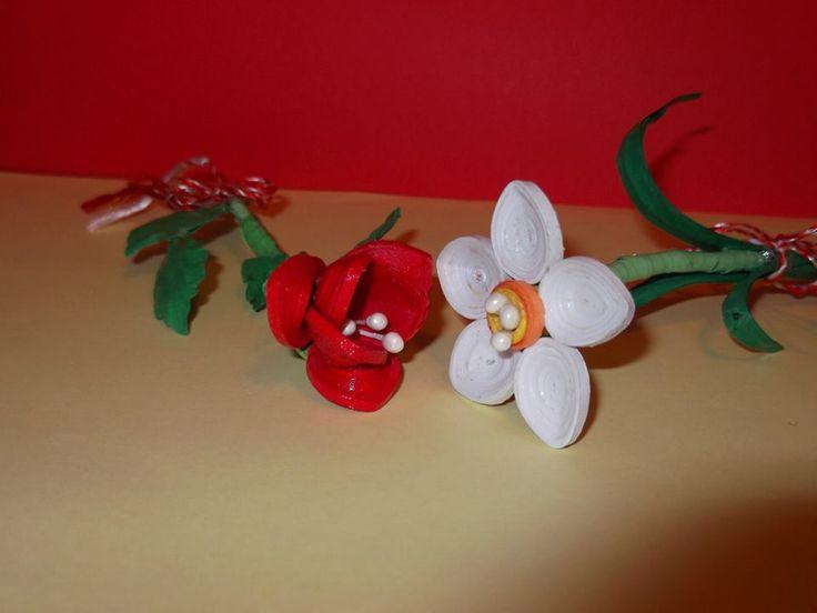 narcisa si trandafir