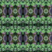 spring_green_leafs_the_old_maple_tree - vinkeli - Spoonflower