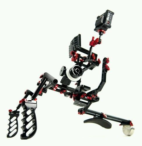 Auction sale ! GiniRig  DSLR RIG ADVANCED EXTREME-17