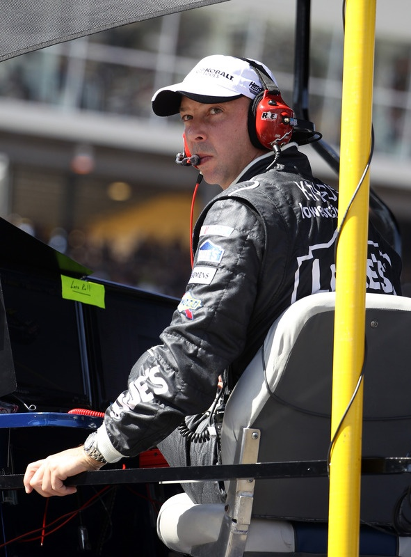 Chad Knaus THE BEST CREW CHIEF EVER@!!