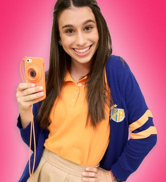 Gigi rudea from Every Witch Way