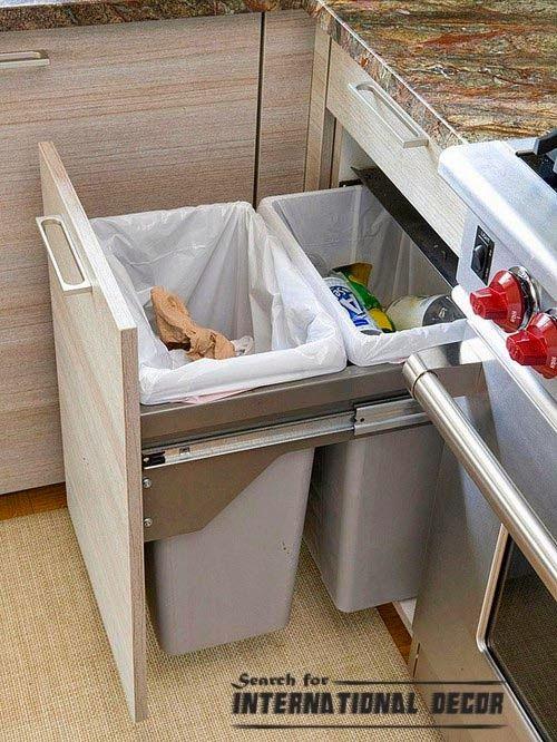 Sistemas gaveta da cozinha para equipamentos de sua cozinha