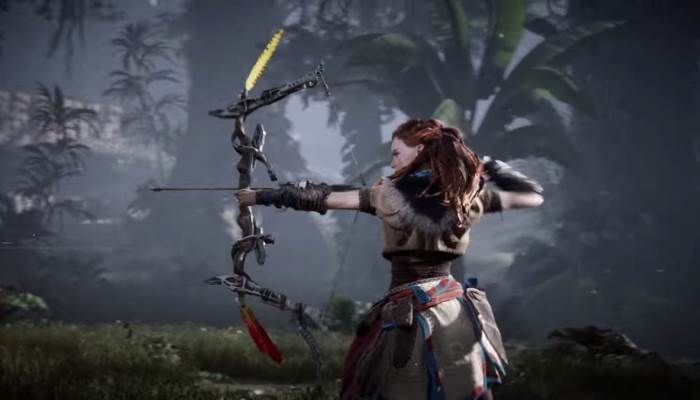 Horizon: Zero Dawn News - Holy moly does the new Horizon Zero Dawn launch trailer set the stage for the game's release on Tuesday, February 28th. It's a beautiful look at what environments, action, creatures, cities, ruins and more. The PlayStation 4 exclusive title is looking mighty good! See for yourself!