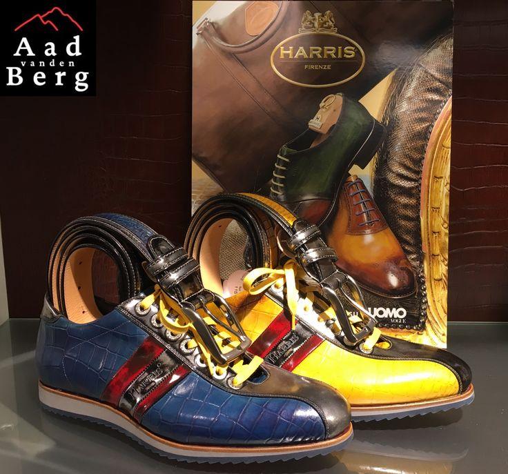 Harris sinds 1913  Sinds 1913 maakt Harris op ambachtelijke wijze schoenen. Dit exclusieve product is volledig handgemaakt en berust op een lange, betrouwbare traditie. Bij ons vind je juist die andere Harris schoenen. Deze zijn zojuist binnen in onze winkels in Noordwijk en binnenkort op  https://www.aadvandenberg.nl/harris