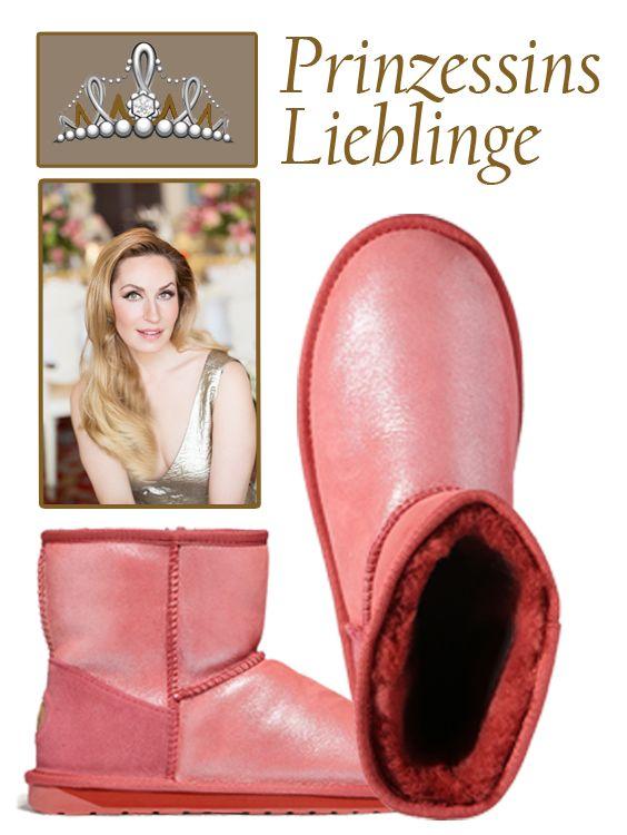 Elna-Margret Prinzessin zu Bentheim und Steinfurt, beliebter TV-Gast bei QVC, hat ihre Lieblingsprodukte geadelt. Auf dem Trend-Thron sind ausgewählte Hoheiten von DIAMONIQUE®, ISAAC MIZRAHI, EMU und vielen anderen Marken gelandet. Dürfen wir Ihnen die royalen Empfehlungen vorstellen? Damit fühlen Sie sich jeden Tag wie eine Prinzessin. Elnas Lieblinge - kannst du hier finden! #prinzessinslieblinge #elnamagretzubentheim #qvcdeutschland #qstyle #emu