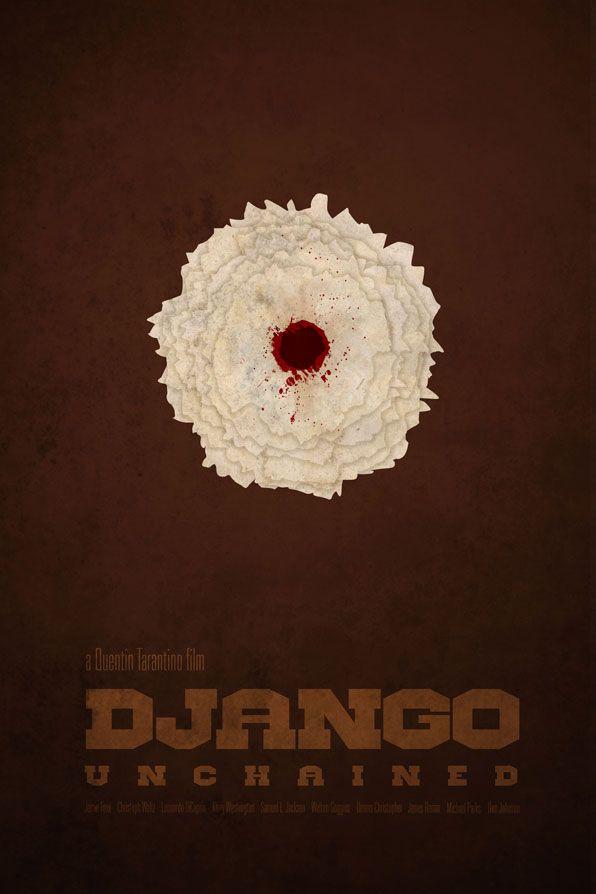 Ibraheem Youssef - Django Unchained Poster