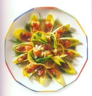 Cocinarte Chile: Cóctel a la chilena III Algunas recetas con mariscos y pescados.