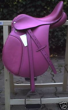 purple saddle, got to have one in every colour ;) - Google Search