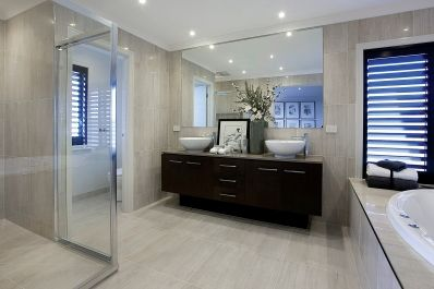 I just viewed this amazing Sandarah 45 Master Ensuite style on Porter Davis – World of Style. How about picking your style?