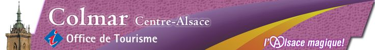 Office de tourisme de Colmar en Alsace - Booklets & pdf maps