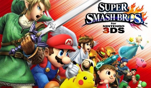 Super Smash Bros 3DS Demo Hits North America September 19