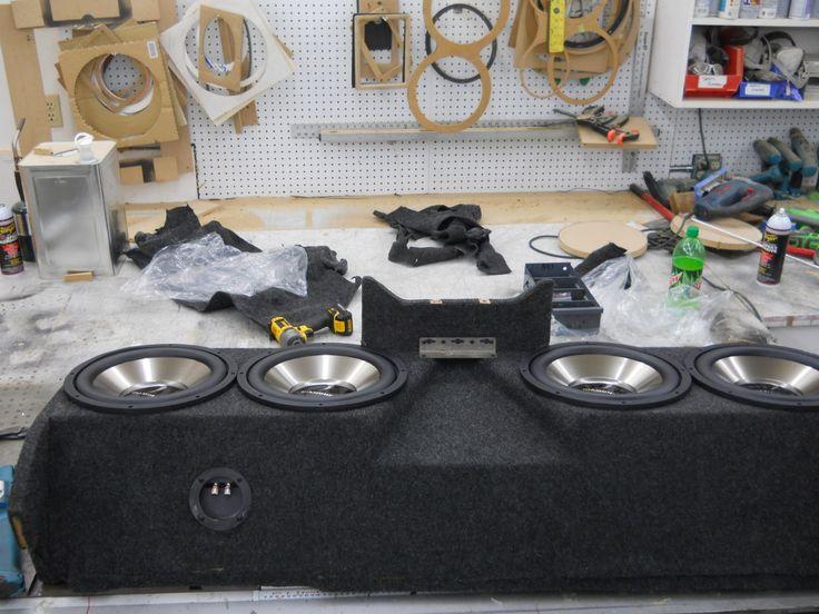 Gallery Custom Installations & Fabrication Sound