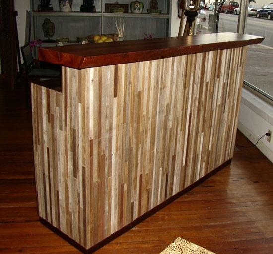 Reclaimed Wood Furniture bar - Bing Images