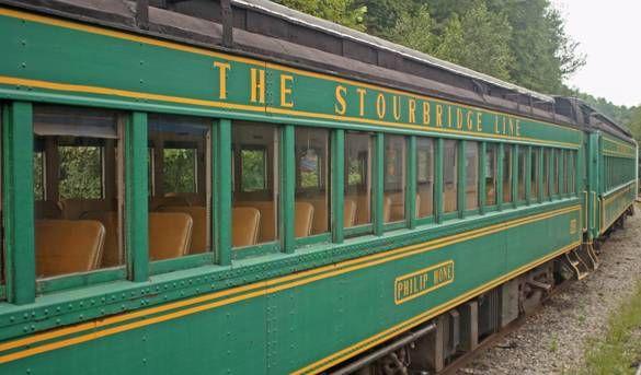 The Stourbridge Line Rail ~Honesdale, Pa