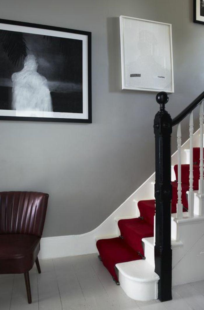 Les 25 Meilleures Id Es De La Cat Gorie Tapis D 39 Escalier Sur Pinterest Coureur D 39 Escalier Et