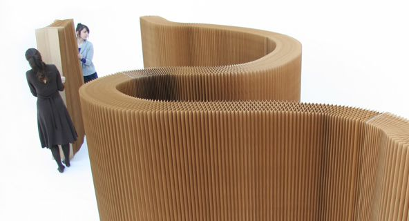 molo - collapsible, movable walls