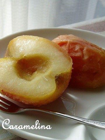 「冷凍リンゴ」