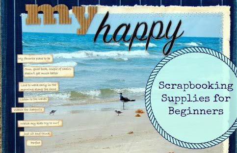 Just starting out with scrapbooking? The right supplies make all the difference. Visit Crafts Unleashed for our blog on what scrapbooking supplies to buy.