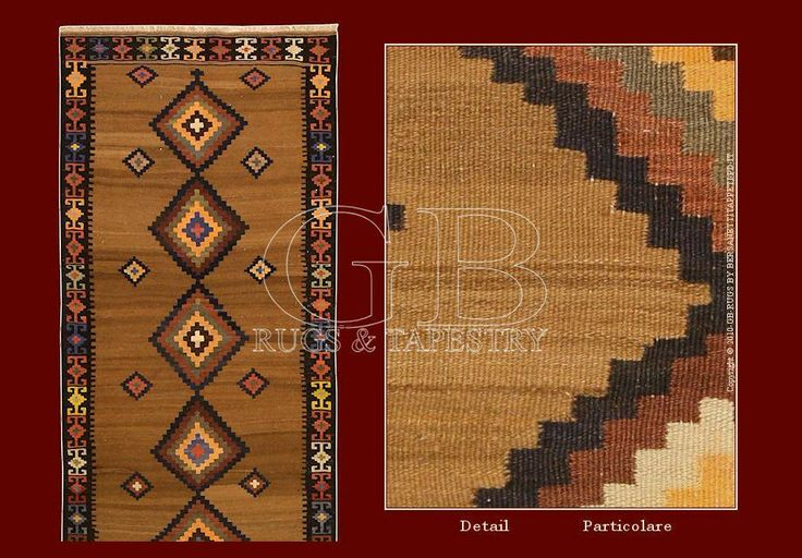 """• Antique Kilims 