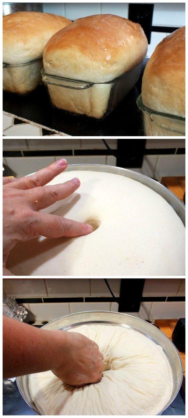 HONEY BUTTERMILK BREAD | Tasty Food Collection