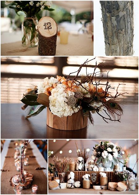 ... , Nature Wedding, Wedding Centerpieces, Center Piece, Tables Decor