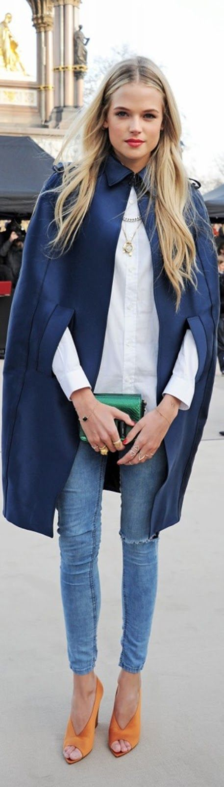 Winter trends: Capes are hot this year 15 ways to wear them