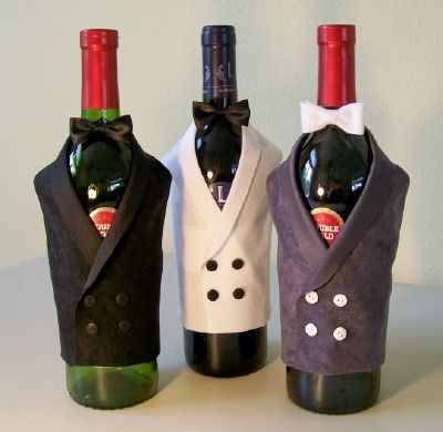 tuxedo wine bag   The Tuxedo Jacket — winefashions.net