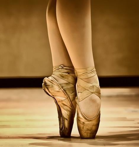 cuentos cortos zapatillas de ballet