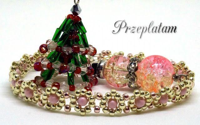 Świąteczna_bransoletka