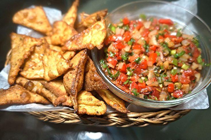 Рецепт. Сальса с грушей, томатами и чипсами начос. Сальса это традиционный мексиканский соус. Классически, в его состав входят томаты и перец чили с различными добавками. Начос, также является...