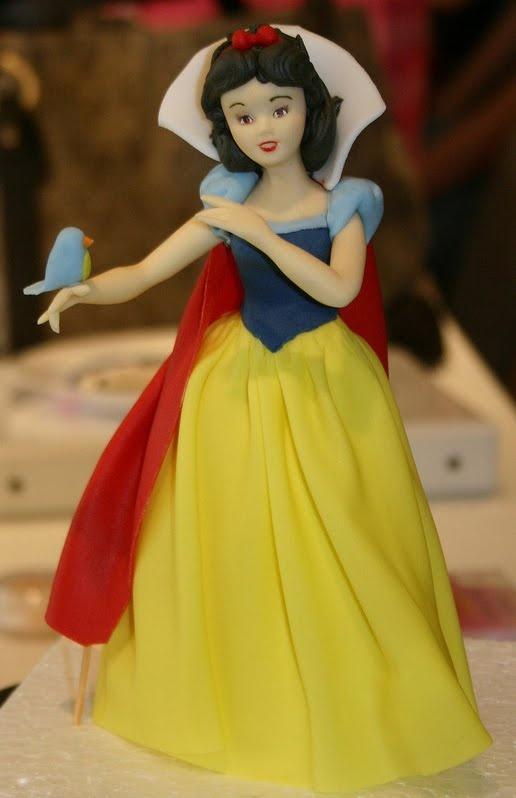 Filmic Light - Snow White Archive: Let Them Eat Cake...Snow White Cake