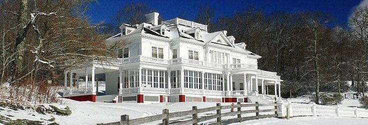 Flat Top Manor, Blue Ridge Parkway, North Carolina