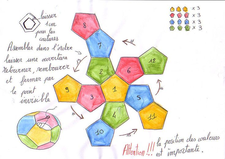 Hexagon Ball