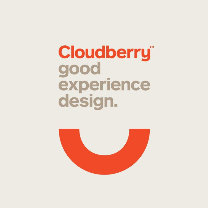 Cloudberry designed by Perky Bros. #branding