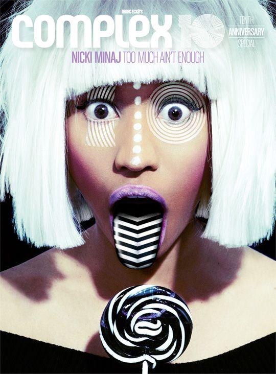 Nicki Minaj cover #1 of Complex