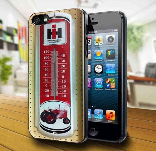 Vintage Thermometer iPhone 5 Case | kogadvertising - Accessories on ArtFire