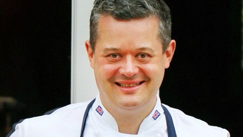 Chef Adam Bennett on going back to the Bocuse d'Or