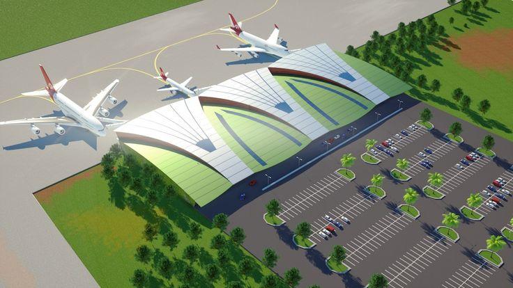Aéroport d'Antananarivo (Madagascar) : projet de nouveau terminal
